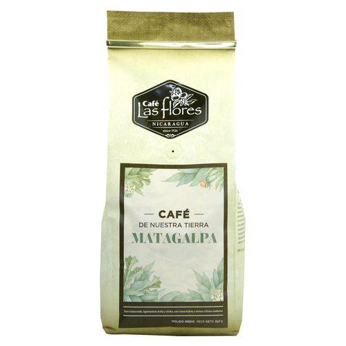 Cafe Las Flores Nuestra Tierra Mataga - 908Gr