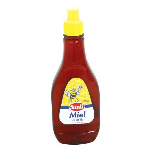 Miel Suli De Abeja Botella Squeeze - 500gr