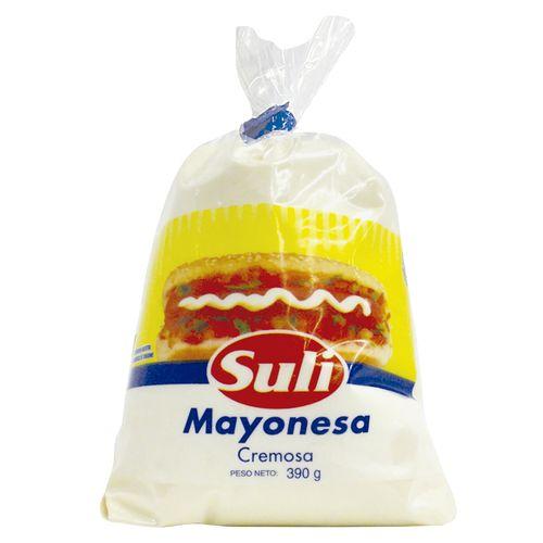 Mayonesa Suli Bolsa - 390Gr