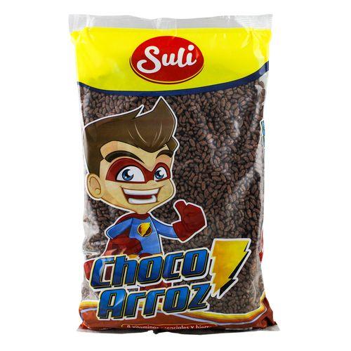Cereal Suli Arroz Chocolate - 1200gr