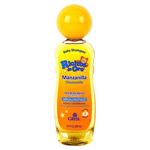 Shampoo Ricitos De Oro Bebe Manzanilla - 250ml