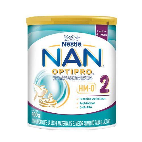 Nan 2 Optipro Infantformulahmo24X400Gxp