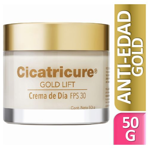Crema Cicatricure Facial Gold Lift Dia - 50gr