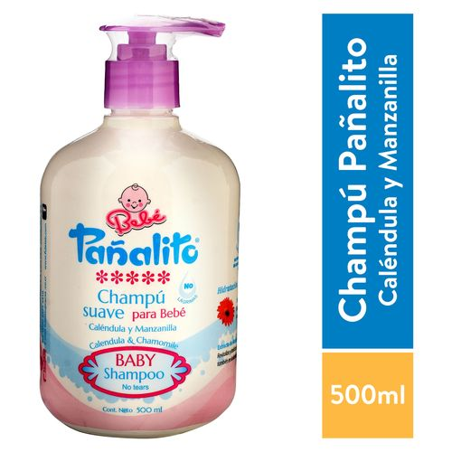 Shampoo Panalito Bebe Manzanilla - 500ml