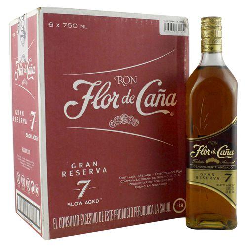 Ron Flor De Cana Gran Reserva 6Pk 4500Ml