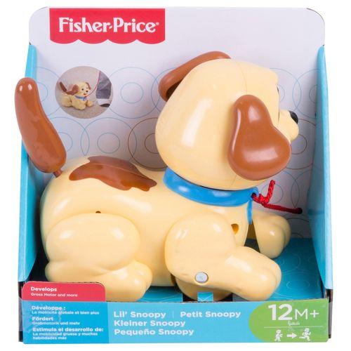 Fisher Price Perrito Snoopy Para Jalar