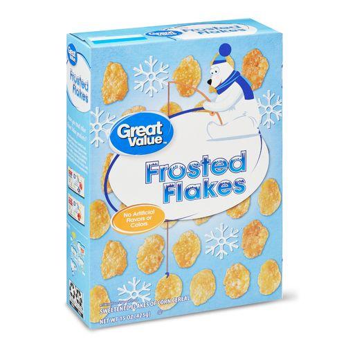Cereal Great Value Azucarado - 425gr