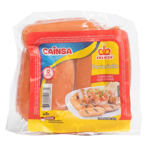Chorizo Cainsa Tipico - 460Gr