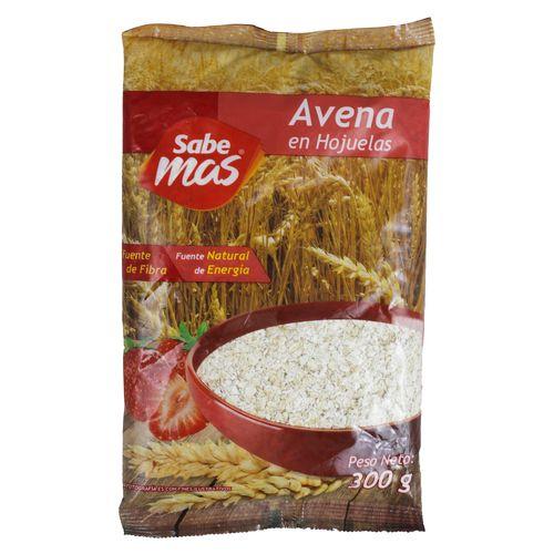 Sabemas Avena En Hojuela 300 Gr